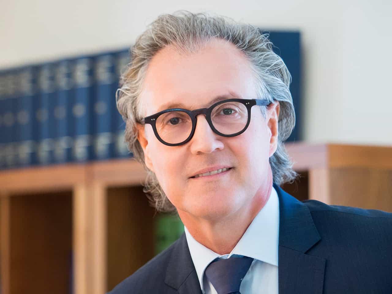 Christian Huber, Rechtsanwalt